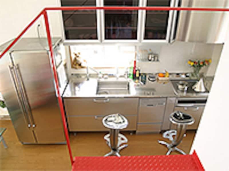 オープンキッチンイメージ