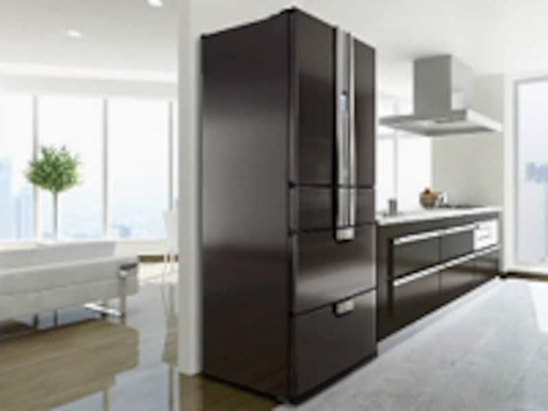 SHARP:愛情うるおい冷蔵庫