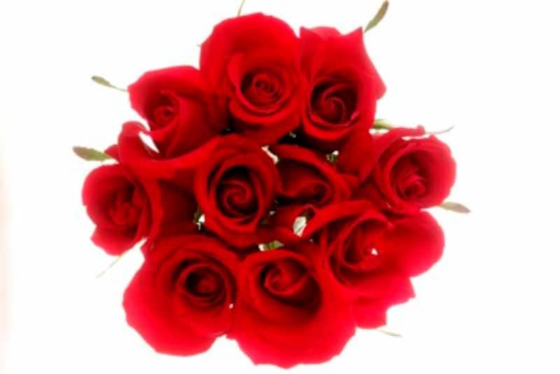 お花の香りは人気!