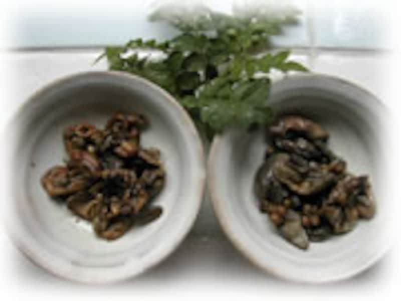 山椒の実 レシピ