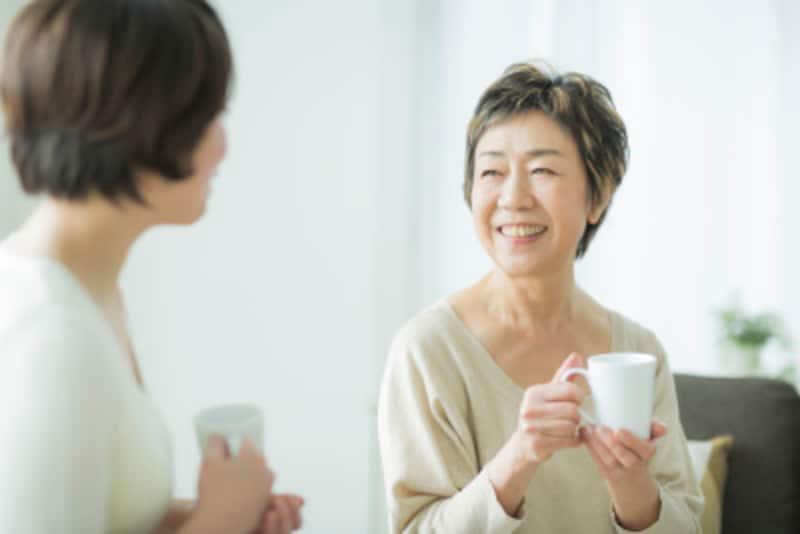 祖父母、両親には敬語を用いたいものですね