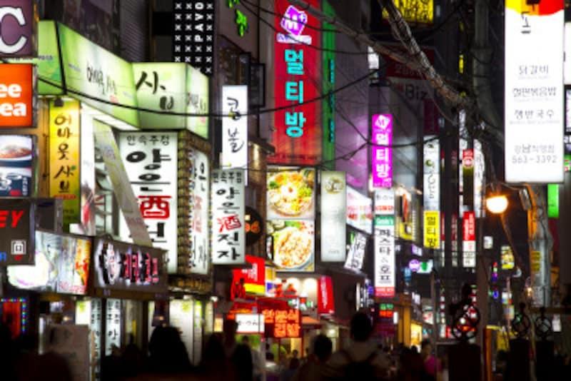 韓国人の名前の英語表記を解説