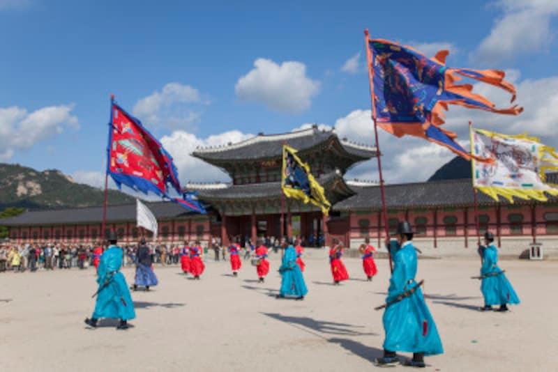 ハングルの日は韓国の公休日