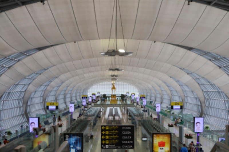 韓国の空港内は写真撮影禁止。注意したいですね