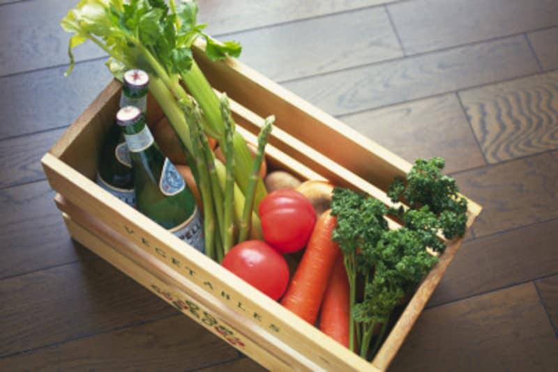 野菜の安い時期を知って美味しく食費節約