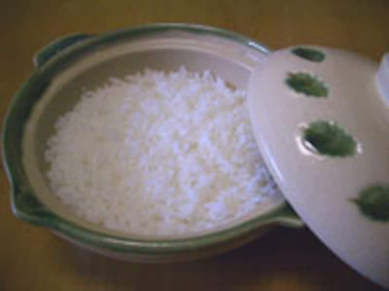 土鍋ごはん