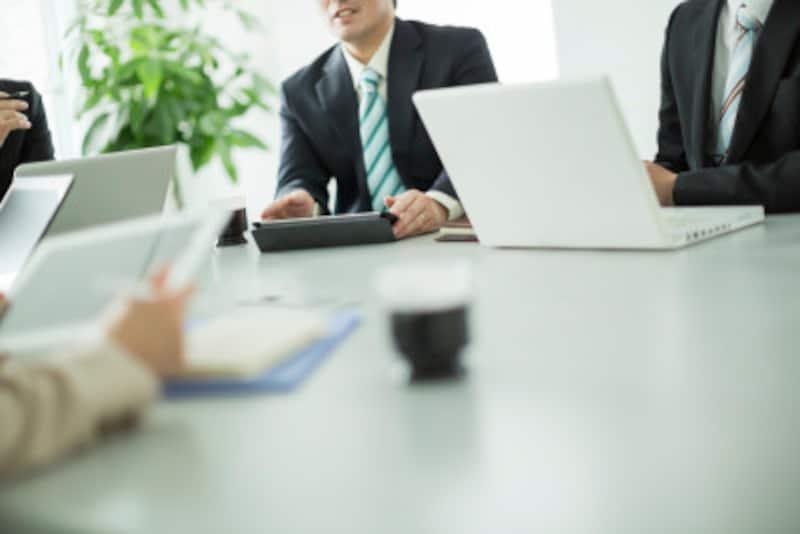 会議で使う英語には3種類ある