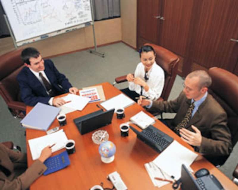 会議の英語3