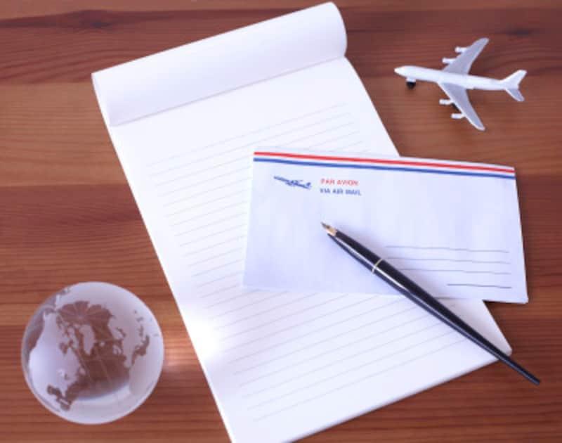 英語でビジネスレター!5つの形式