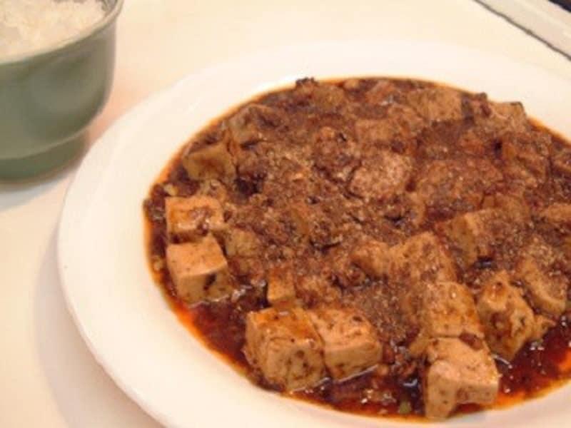 四川麻婆豆腐のレシピ!辛くて旨味のある本格的な作り方