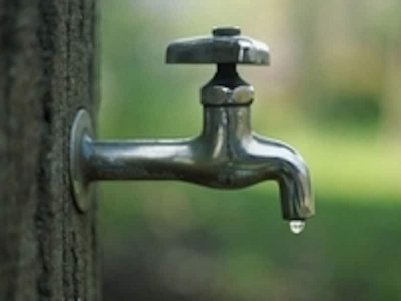 水も限りある資源