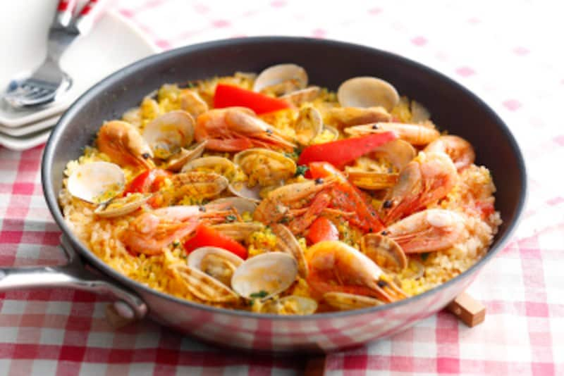 肉、魚介などロースト系のメニューに応用しやすい。