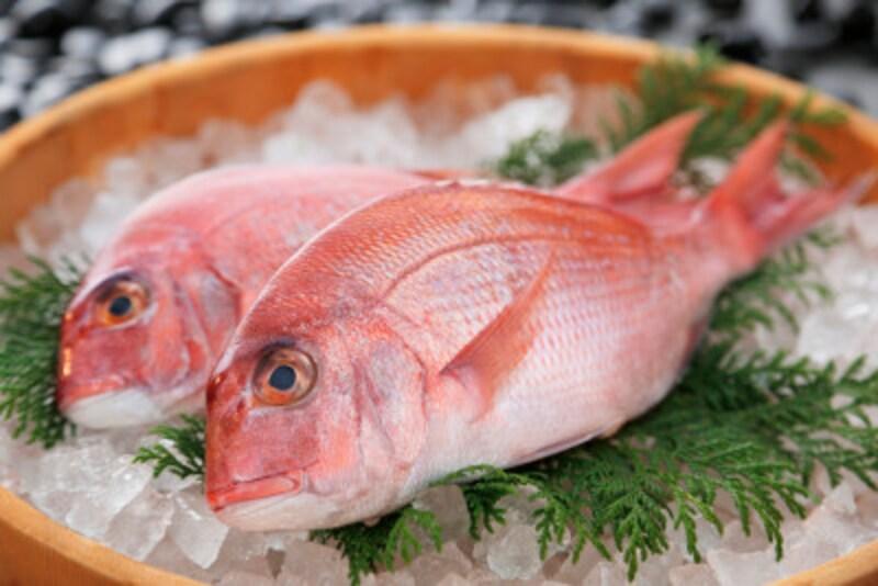 鯛の白子酢のレシピ