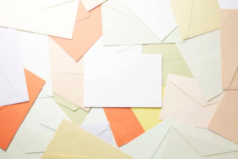 手紙の整理方法とは