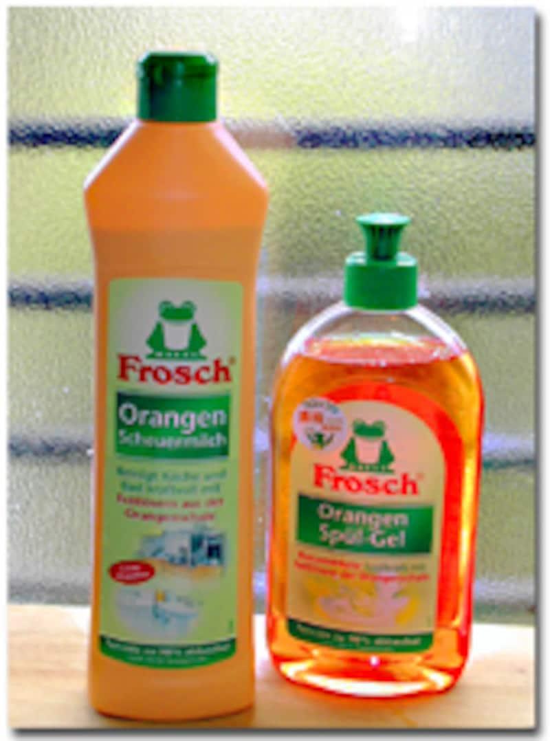 フロッシュオレンジシリーズ