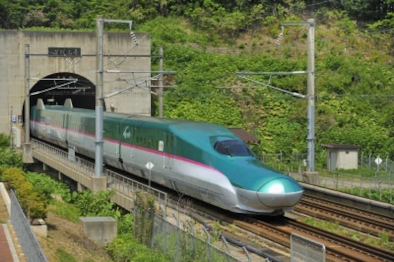 「青春18きっぷ北海道新幹線オプション券」の購入により、木古内~五稜郭間も乗車可能となる