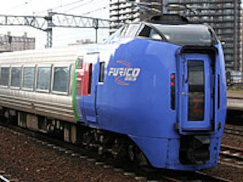 JR北海道・キハ283系
