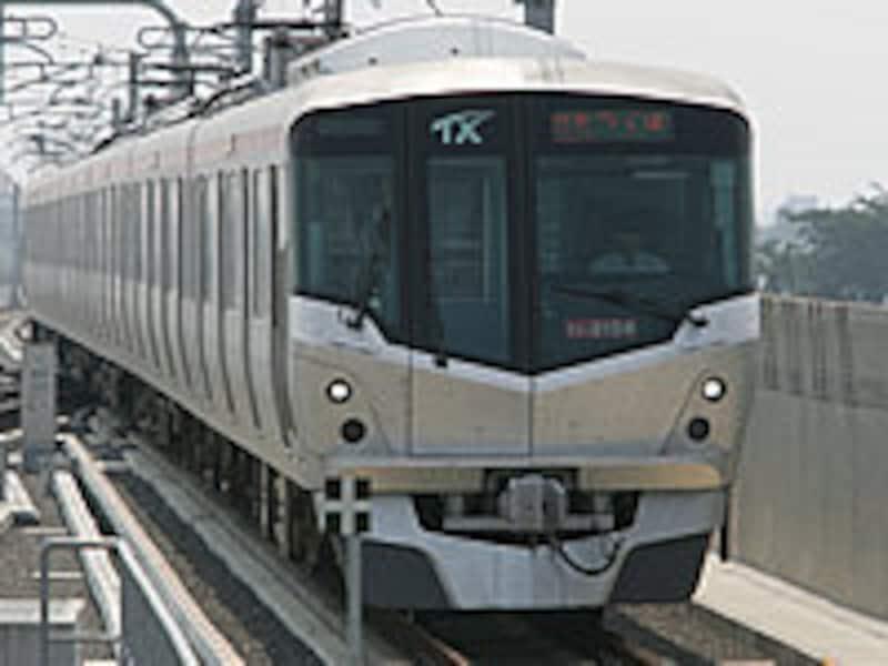 つくばエクスプレス・TX-2000系