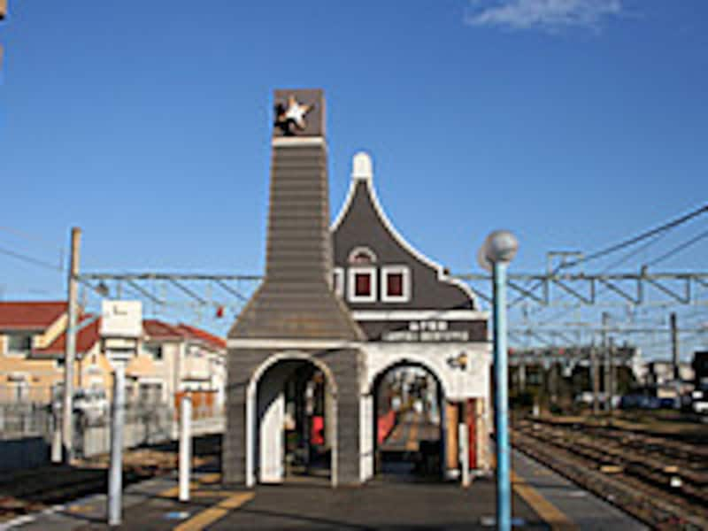 銚子電鉄銚子駅