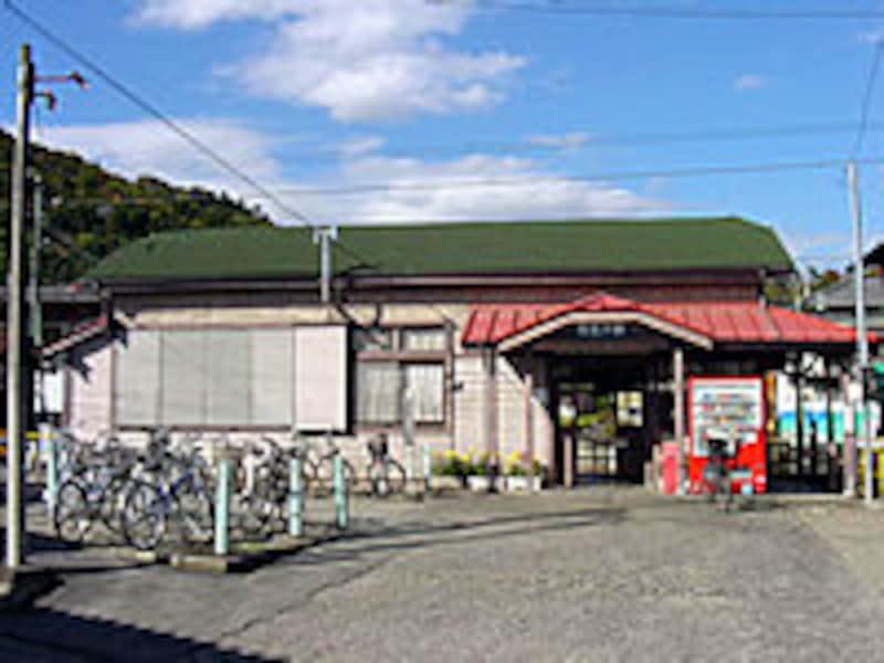 南蛇井駅駅舎