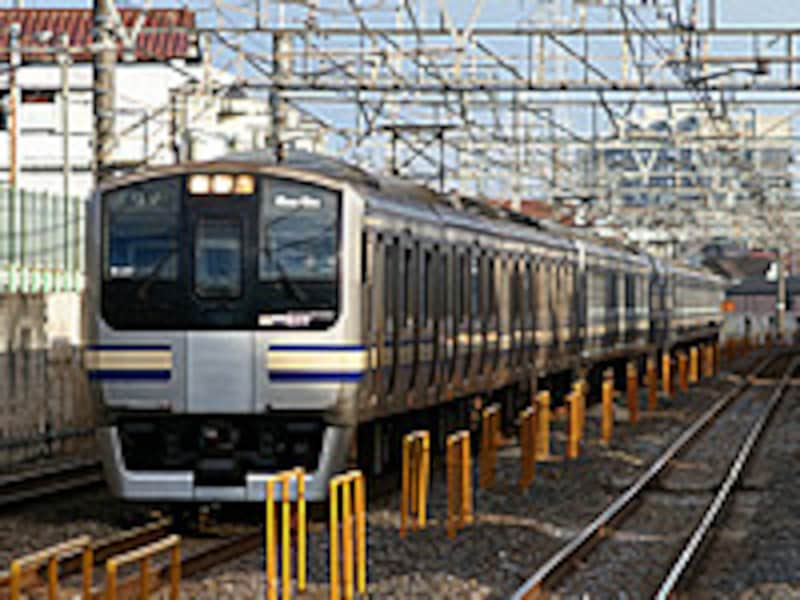 横須賀線ー総武本線