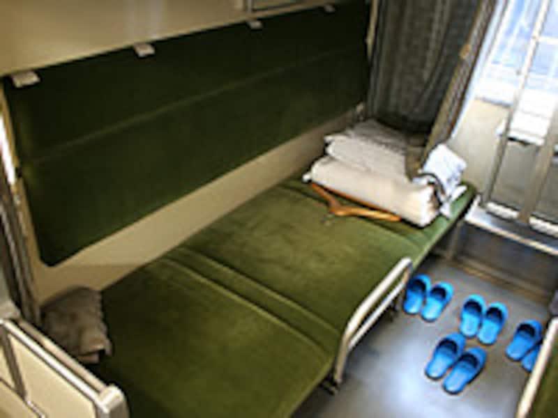 開放型B寝台