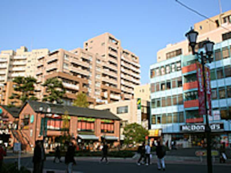豊島園駅前