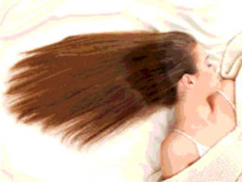 髪は女の命です!