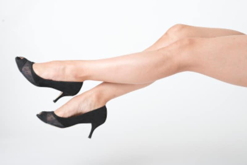男が好きな脚の太さ・美脚の定義とは