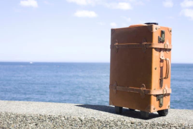 こんな形のものもbaggageと言ってOK