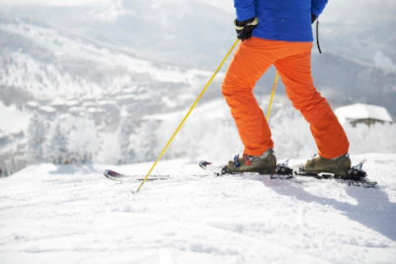skiは「スキーの板」のことを指したりします