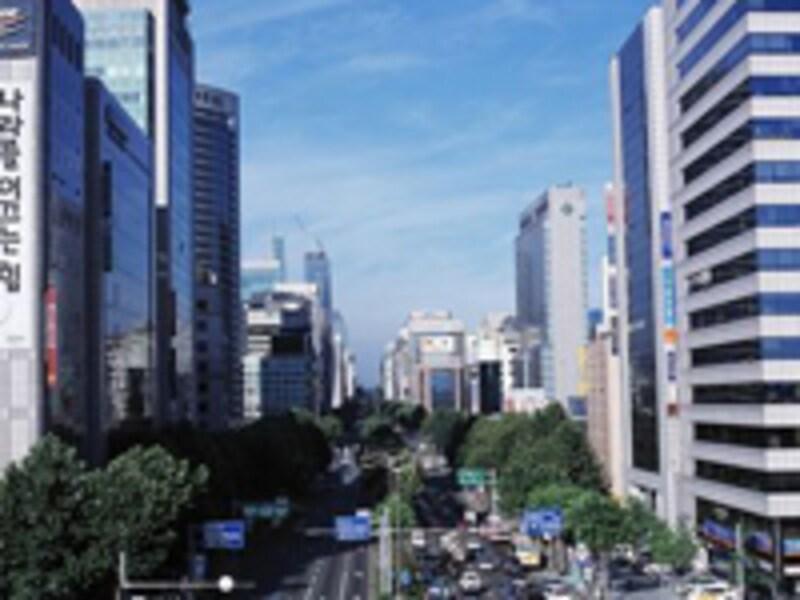 ソウル市街