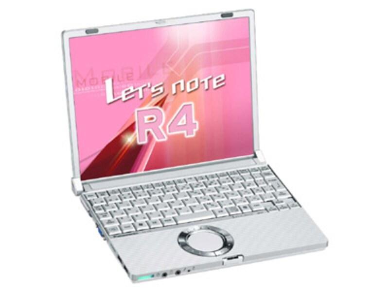 Panasonic Let's note R4