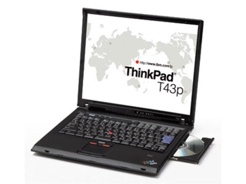 lenovo ThinkPad T43p