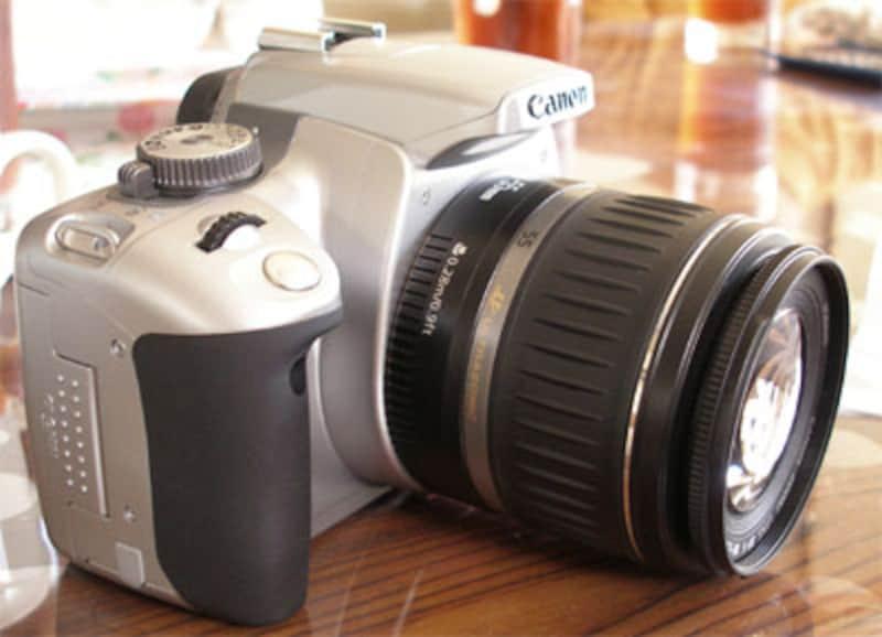 Canon EOS Kiss X