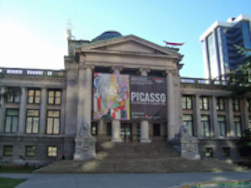 バンクーバー美術館