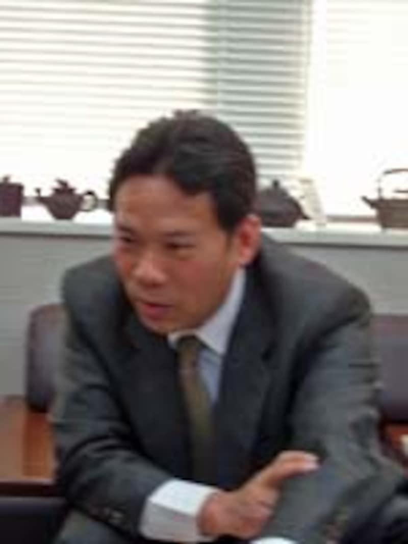 台湾観光協会江所長