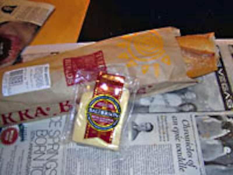 ブレッド&チーズ
