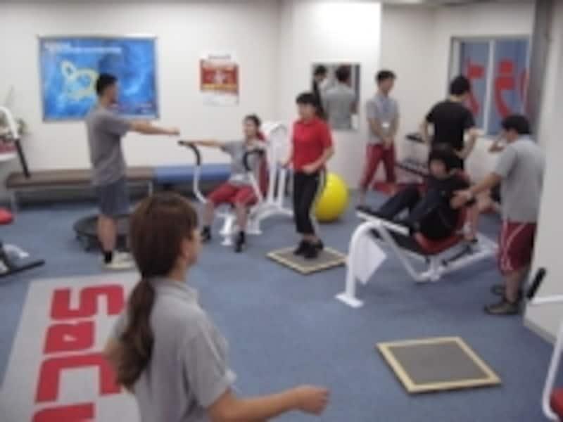 話題のサーキットトレーニング