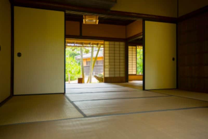 和室への出入りは、慣れが必要!今から実践して下さい