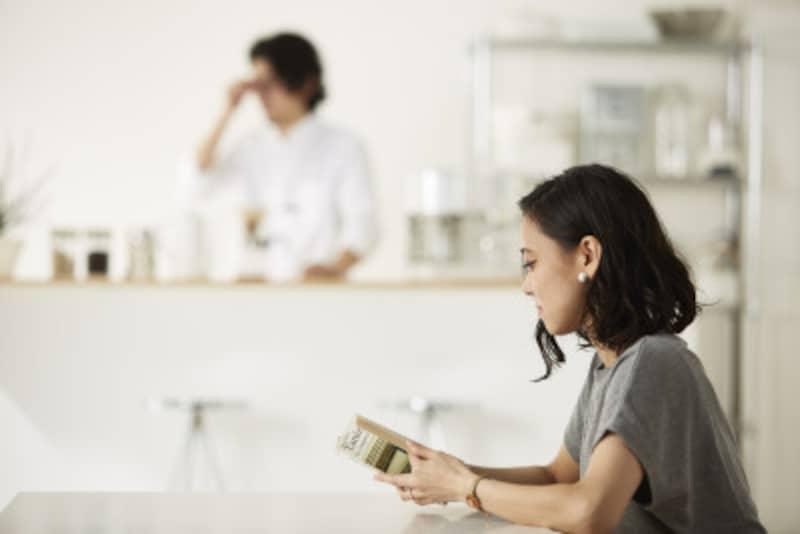 夫婦円満の秘訣・5位:干渉しすぎない