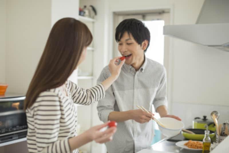 夫婦円満の秘訣・4位:おいしい食事