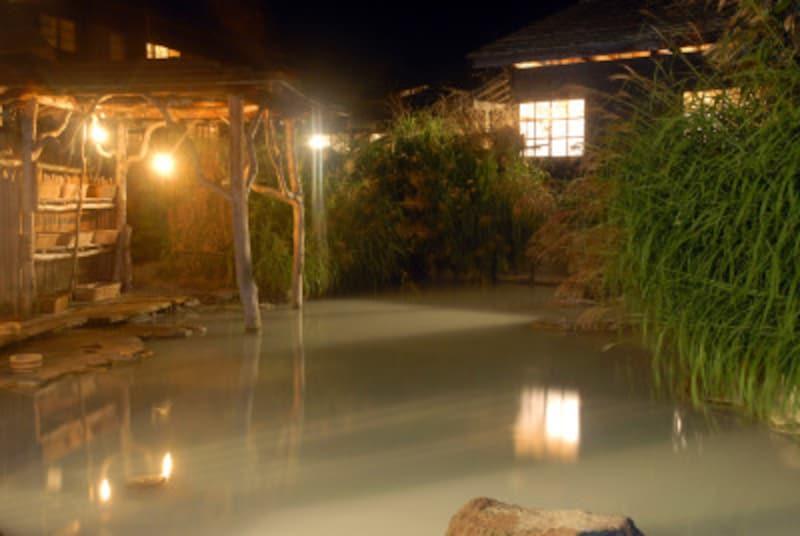 乳頭温泉「鶴の湯」