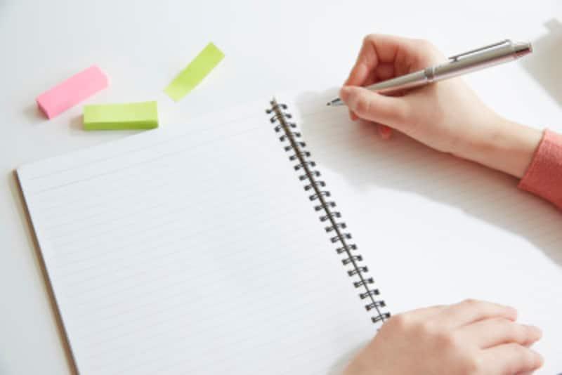 まずは言いたいことを書き出して、頭の中を整理しましょう。