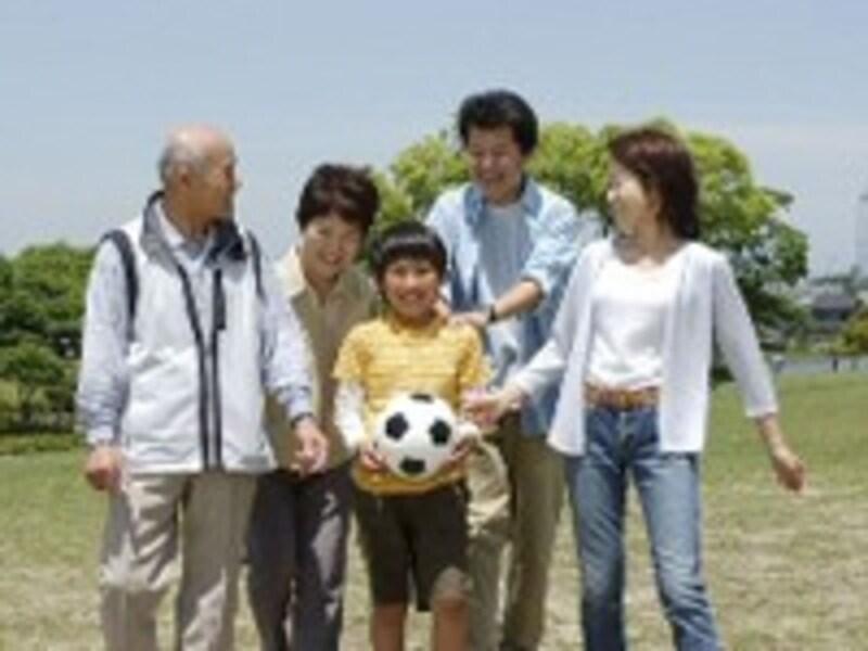 子供にとっては楽しい帰省も、大人にとってはいささか複雑……