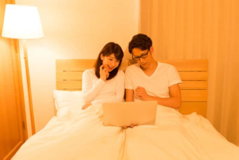 夫婦の寝室「ラブホ化」で楽しみましょう