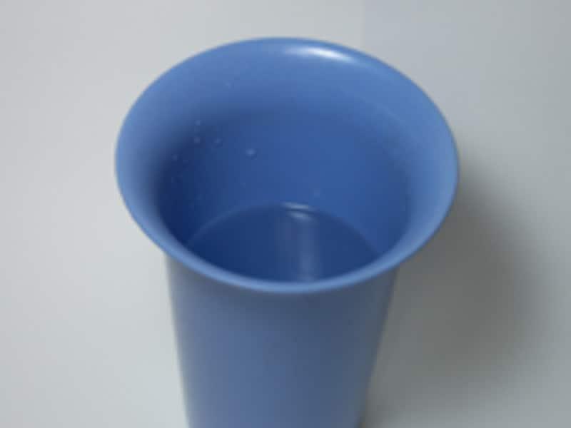 水を用意する