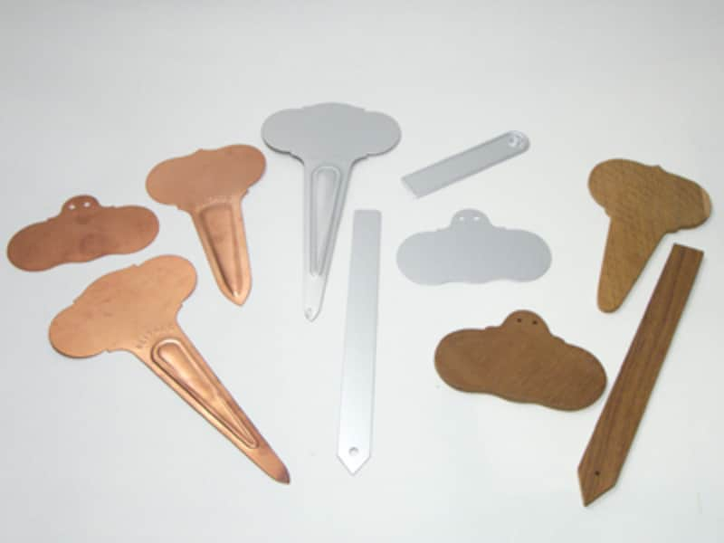 様々なプランツタグ