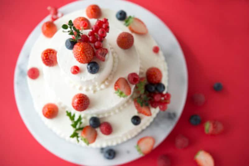 夜遅くに生クリームたっぷりのショートケーキはNG!