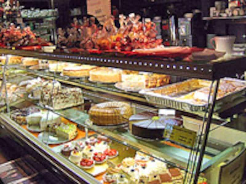 ドイツのケーキ屋さん